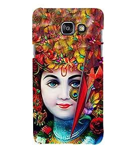 Snapdilla Beautiful Awesome Devotional Hindu Lord Murali Krishna Stylish Print Cover for Samsung Galaxy A7 2016 :: Samsung Galaxy A7 2016 Duos :: Samsung Galaxy A7 2016 A710F A710M A710FD A7100 A710Y :: Samsung Galaxy A7 A710 2016 Edition
