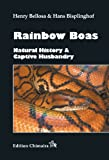 img - for Rainbow Boas : Natural History and Captive Husbandry book / textbook / text book