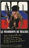 SAS, tome 176 : Le printemps de Tbilissi par Villiers