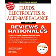 VangoNotes for Fluids, Electrolytes & Acid-Base Balance: Reviews & Rationales, 2/e  by Mary Ann Hogan Narrated by Brett Barry, Alyson Silverman