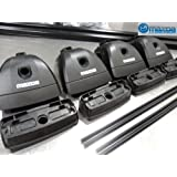 MAZDA 5 2006-2010 & 2012 NEW OEM REMOVABLE ROOF RACK KIT by