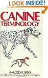 Canine Terminology  (Dogwise Classics)