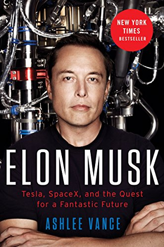 Elon Musk Intl: Tesla, SpaceX, and the Quest for a Fantastic Future - Malaysia Online Bookstore