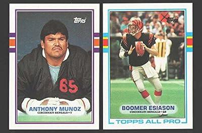 1989 Topps Football Team Set - CINCINNATI BENGALS