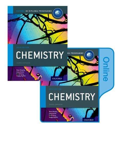 Ib course book: chemistry. Con e-book. Con espansione online. Per le Scuole superiori (Oxford Ib Diploma Programme)