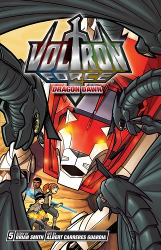 Voltron Force, Vol. 5: Dragon Dawn
