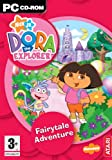 Dora the Explorer: Fairytale Adventure (PC CD)