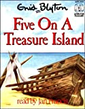 Enid Blyton Five on a Treasure Island (Double Audio Cassette)