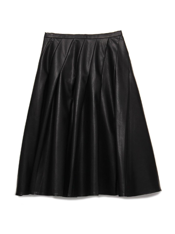 (リリーブラウン)Lily Brown レザースカート : 服&ファッション小物通販 | Amazon.co.jp