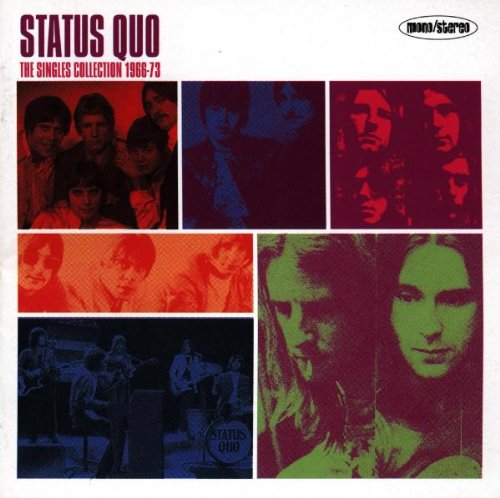 Status Quo - The Singles Collection 1966-73 - Zortam Music