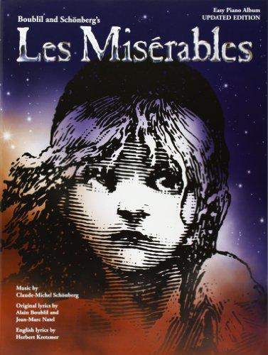 Les Miserables: Easy Piano Score