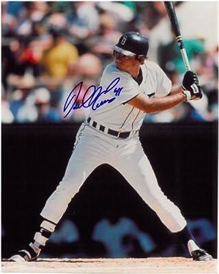 Darrell Evans Autographed Detroit Tigers 8x10 Photo #2