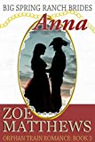 Big Spring Ranch Brides:  Anna (Orphan Train Romance, Book 3): (Orphan Train Romance Series)