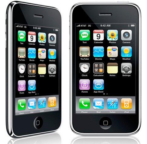 Apple iPhone 3GS 海外SIMフリー版 32GB ブラック
