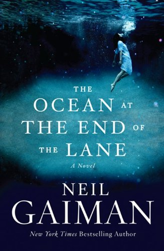 Featured Author of the Month: 'Neil Gaiman' The Ocean at the End of the Lane