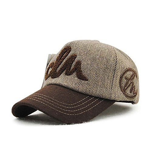 Fashion Winter Hats for Men for Women Warm Baseball Cap casquette polo (Nike Shoe Storage Box compare prices)