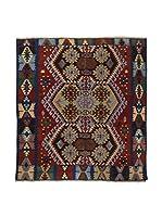 RugSense Alfombra Kilim Anatolia Rojo/Multicolor 263 x 213 cm