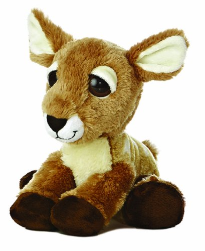 "Aurora World Dreamy Eyes Fiona Fawn 10"" Plush"