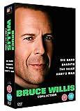 Bruce Willis Collection : Die Hard / Bandits / The Siege / Hart's War (4 Disc Box Set) [DVD]
