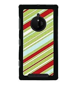 ifasho Designer Phone Back Case Cover Nokia Lumia 830 ( I Love Chocolate )