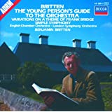 Britten: The Young Person's Guide to the Orchestra; Simple Symphony, etc.