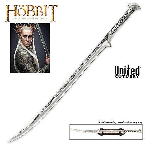 United Cutlery UC3042 'The Hobbit' Sword of Thranduil
