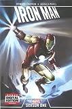 Iron Man: Season One (078516670X) by Chaykin, Howard