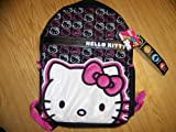 Hello Kitty 2 Compartment Backpack