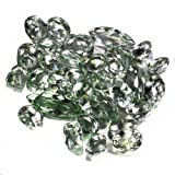 194.8 CT. WHOLESALE LOT NATURAL GREEN AMETHYST
