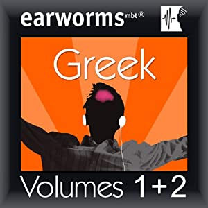 Rapid Greek: Volumes 1 & 2 | [Earworms Learning]