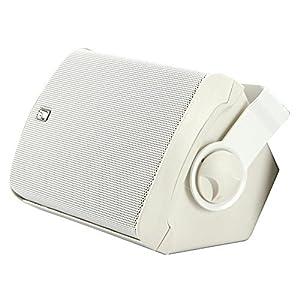 POLY-PLANAR MA7500 (W) COMPACT BOX SPEAKER 100 WATTS