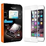 iPhone6 plus 全面強化ガラスフィルム, Spigen® 【 撥油加工】
