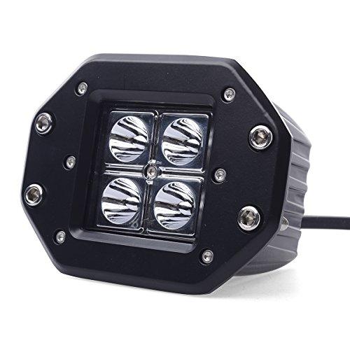 Xcsource 16W 9-30V 30 Degree 2100 Lumen Led Spotlight Lamp Work Light For Working / Driving / Fog, Off Road Spotlight-Jeep Cabin, Boat, Suv, Truck, Car, Atvs Fishing Driving Light Waterproof Car Lamp Ip67 Ld329A
