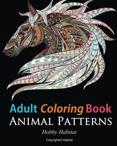 Adult Coloring Books: Animals: 45 Stress Relieving Animal Coloring Designs (Stress Relief Coloring Books) (Volume 2) PDF