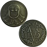 Game of Thrones: Fully Licensed Iron Coin of the Faceless Man By Shire Post