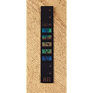 Aquarium Thermometer Ati - 7 - Part #: A-1007