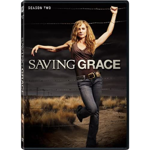 51xW8aX5KeL. SS500  TV on DVD: Saving Grace