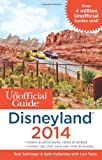 img - for The Unofficial Guide to Disneyland 2014 book / textbook / text book