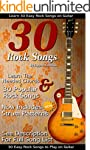 30 Easy Rock Songs to Play on Guitar:...