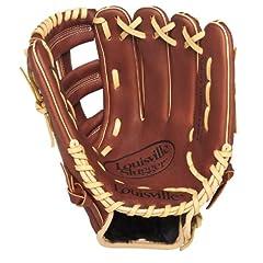 Buy Louisville Slugger 125S1175 125 Series 11.75 inch Infielders Glove by Louisville Slugger