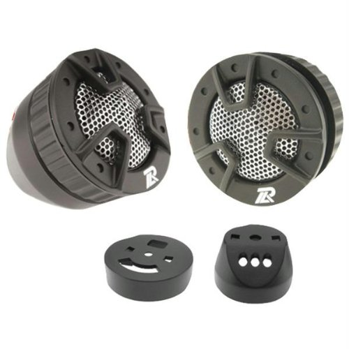 Power Acoustik Nb-4 250-Watt, 4-Way Mount Tweeters -By-Power Acoustik