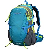 Doleesune Outdoor Hiking Daypacks Climbing Cycling Backpack Hiking Backpacking Packs Waterproof Mountaineering Bag 35l 8103
