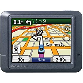 Garmin Nuvi 265T 3.5