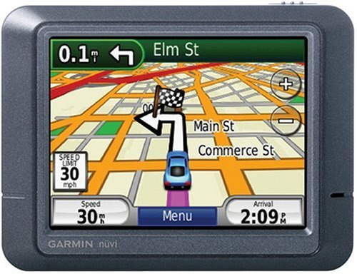 Garmin nüvi 265/265T 3.5-Inch Bluetooth Portable GPS Navigator with Traffic