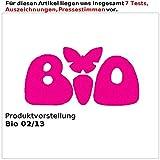 Rosenstein & Söhne Müsli-to-go-Becher mit Milch-Kühlfach & Löffel -