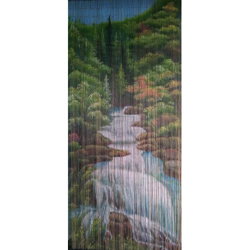 Amazon.com - Mountain Stream Beaded Curtain 125 Strands (+hanging