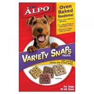 Alpo Variety Snaps 16oz