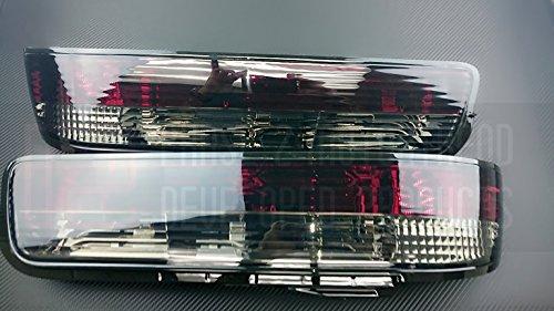 P2M Nissan S13 1989-94 240SX Coupe (Silvia) Smoked 2pcs Rear Tail Light Kit P2-NPS13RTL01S-JY (Nissan 240sx Silvia Body Kit compare prices)