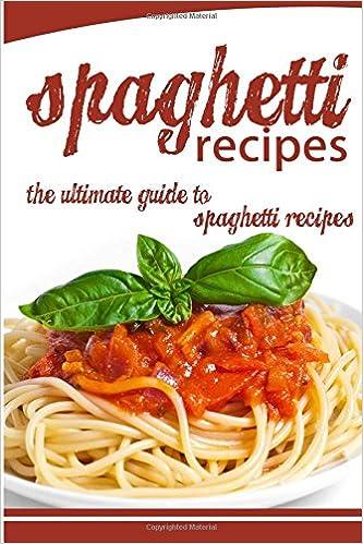 Spaghetti Recipes - Mary Ann Templeton