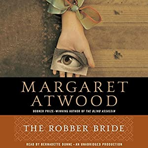 The Robber Bride Audiobook